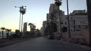 Beirut Lebanon  city photo : Driving: Lebanon Road Trip: Beirut, Lebanon (2016-02-14)