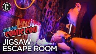 Nonton Jigsaw Escape Room   Nycc 2017 Film Subtitle Indonesia Streaming Movie Download