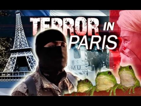 Paris Terror Attacks - Prelude to WW3 ... fore-told in Bible Prophecy