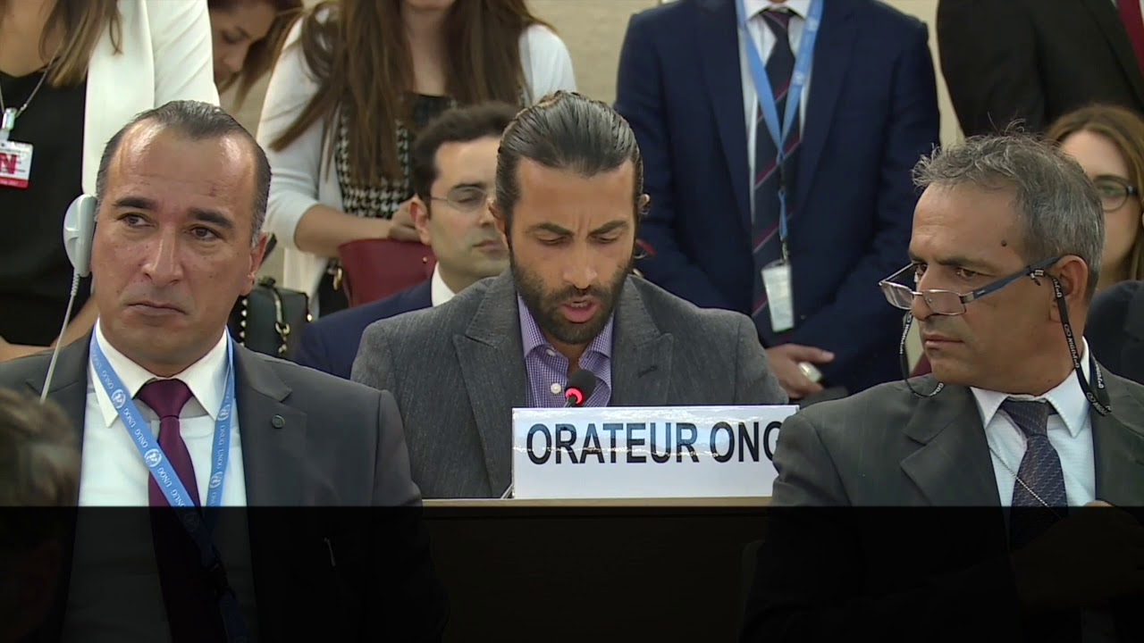 «Sønn av Hamas» sjokkerte i FN