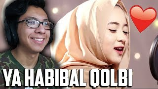 Video YA HABIBAL QOLBI versi SABYAN I LATINO REACTION! MP3, 3GP, MP4, WEBM, AVI, FLV Agustus 2018