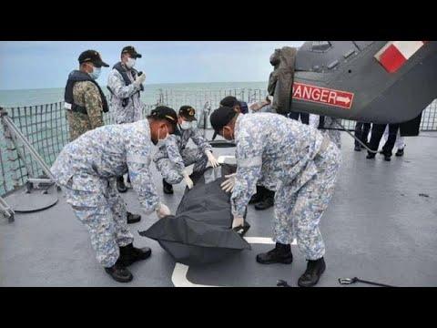 Εντοπίστηκαν νεκροί ορισμένοι από τους αγνοούμενους ναύτες