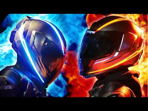 Video The Coolest Helmet Mod + REACTIONS download in MP3, 3GP, MP4, WEBM, AVI, FLV January 2017