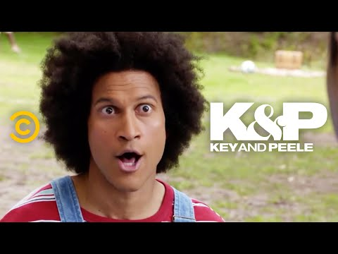 Bonding with a Kid Shouldn't Be This Hard - Key & Peele