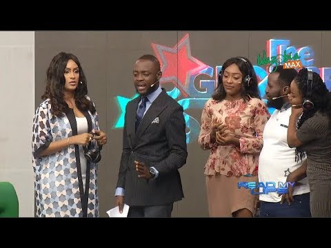 JULIET IBRAHIM, JEFF AKOH , SYLVYA OLUCHY, DAN D HUMOROUS, WINIFRED IGUWA and MIKE GODSON on #TheOgb