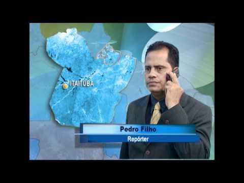 Assalto no Banco da Amazônia em Rurópolis