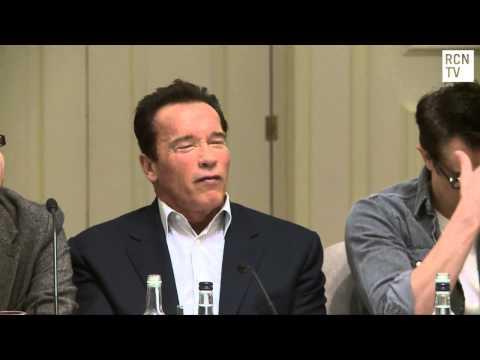 Arnold Schwarzenegger Picks His Best One Liners