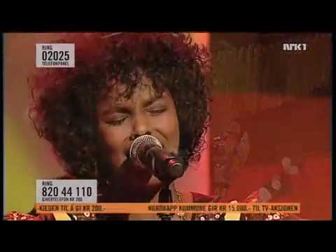Noora Noor - You Will  Always Be Free (from Norwegian TV-Collection Show for CARE 2009)