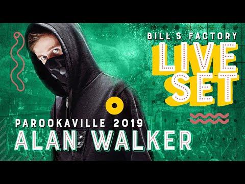 PAROOKAVILLE 2019 | ALAN WALKER