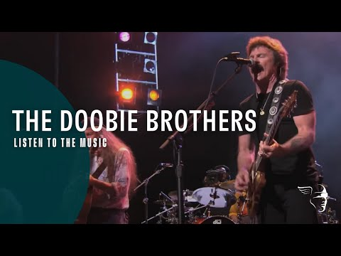 The Doobie Brothers - Listen To The Music (Live At Wolf Trap) ~ 1080p HD