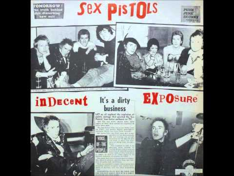Sex Pistols - Indecent Exposure bootleg - Recorded 1976. Released 1978. (видео)