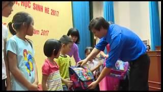 TP Uông Bí: Tổng kết tháng hành động vì trẻ em và hoạt động quản lý giáo dục Thanh thiếu nhi, học sinh hè 2017