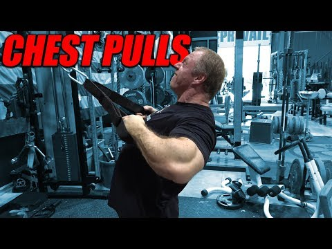 Exercise Index - Chest Pulls