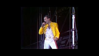 Video Queen - A Kind Of Magic (Live At Wembley Stadium, Friday 11 July 1986) MP3, 3GP, MP4, WEBM, AVI, FLV April 2019