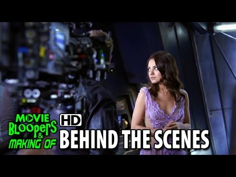 Jupiter Ascending (2015) Making of & Behind the Scenes (Part1/2)
