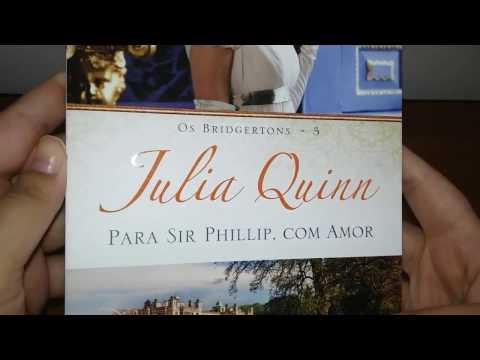 Review - Livro Para Sir Phillip. Com Amor