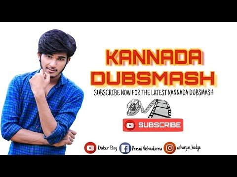 Video Bahaddur 😍 Kannada Dubsmash download in MP3, 3GP, MP4, WEBM, AVI, FLV January 2017