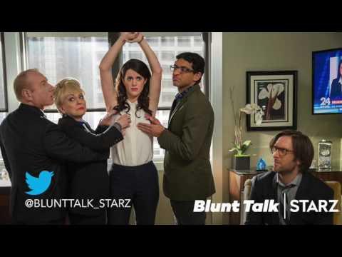 BLUNT TALK - SEASON 2 EPISODE 1 - WALTER'S NEW LOVER, DUNCAN ADLER ARRESTED