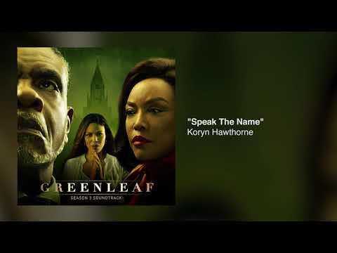 """Speak The Name"" Koryn Hawthorne (Greenleaf Season 3 Soundtrack)"