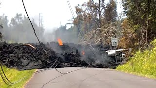 Lava Continues to Spew From the Ground as Hawaii Volcano Forces Evacuations