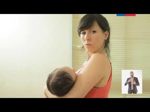 Ejercicios físicos en el primer trimestre del postparto