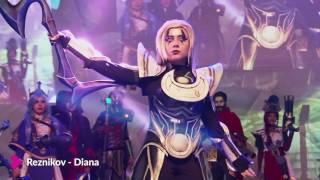 League of Legends, concurso de cosplay oficial de Riot en Argentina Game Show 2017