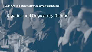 Click to play: Litigation and Regulatory Reform