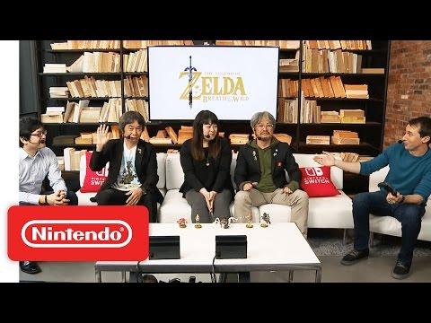 The Legend of Zelda Breath ...