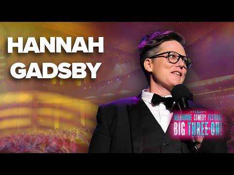 Hannah Gadsby - The Big Three Oh! (Ep 5)