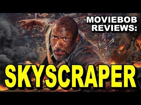 MovieBob Reviews: SKYSCRAPER (2018)