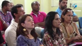 O prefeito de Canavieiras, Dr. Almeida, esteve na câmara de vereadores para debater uma possível transferência da gestão do Hospital Municipal para uma Fundação sem fins lucrativos.