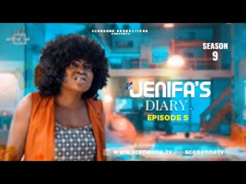 Jenifa's Diary S9EP5- CAB DRIVER