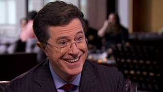 Stephen Colbert's one question for Howard Dean