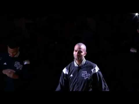 ring - Watch the world champion San Antonio Spurs receive their rings as they host Dallas in the season opener. About the NBA: The NBA is the premier professional basketball league in the United...