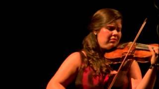 Laura Lunansky (viool) - Nationale Finale Prinses Christina Concours 2014