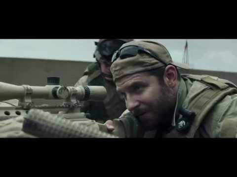 american sniper - trailer italiano hd