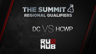 DC vs HCWP, game 2