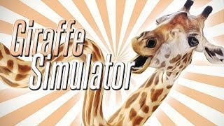 Giraffe Simulator - TALL GOAT!