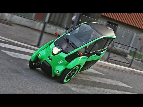Toyota i-Road | il bello di