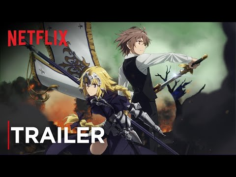 Fate/Apocrypha | Trailer [HD] | Netflix