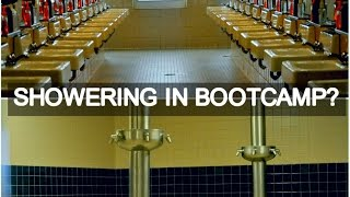 Video BOOTCAMP: SHOWERING (Not What I Expected) MP3, 3GP, MP4, WEBM, AVI, FLV Agustus 2018
