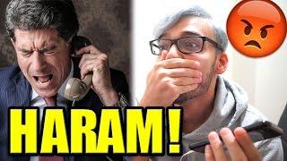 Muslim Dad Discovers Son Sleeps With Many Girls PRANK!