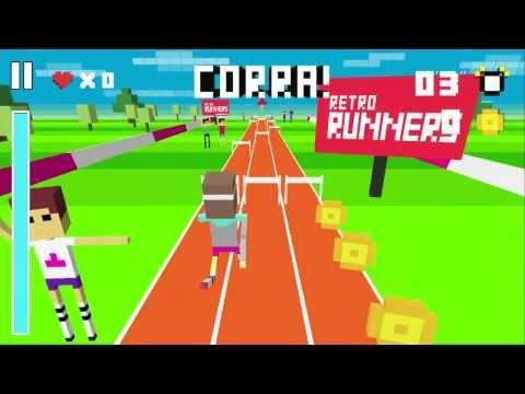 Video of Retro Runners - Endless Run