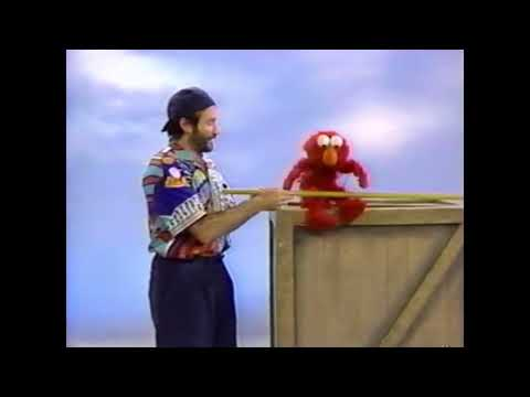 Elmo & Robin Williams Outtakes
