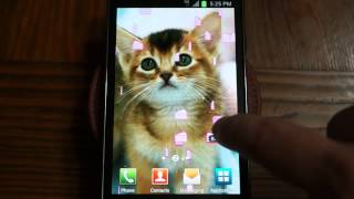 BlingBling Live Wallpaper L YouTube video