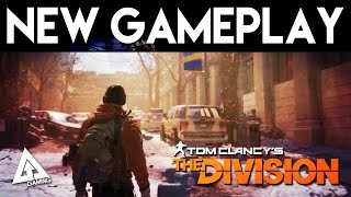 The Division: New Gameplay, Customization and Progression