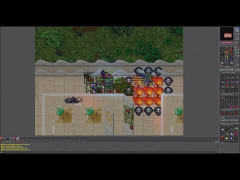 Tibia [EK+ED] Asuras Palace Team Hunt