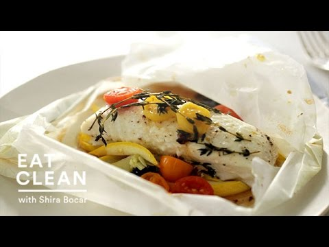 sarah - With omega-3 fatty acids in abundance, halibut provides several cardiovascular benefits along with a clean and delicately exquisite flavor. When cooked in parchment with a few vegetables it's...