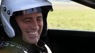 Matt Le Blanc Top Gear Behind the Scenes - Top Gear - BBC