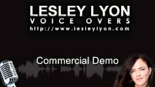 Commercial Voice Over Reel